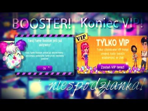 BOOSTER! Koniec VIP! + NIESPODZIANKA!   MSP ♥