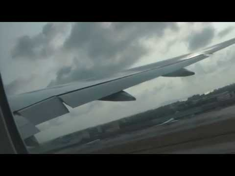 Singapore Airlines Time-lapse SQ308 to London Heathrow with ATC