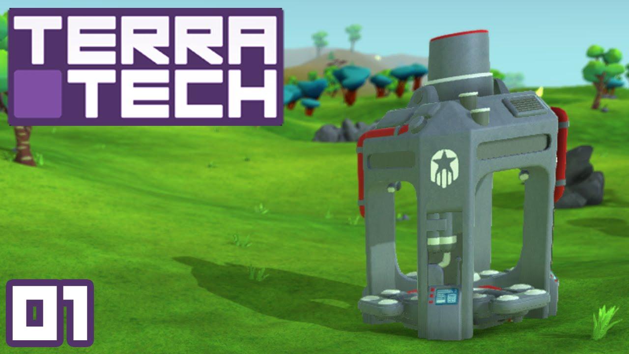 Lets Play TerraTech Season 2