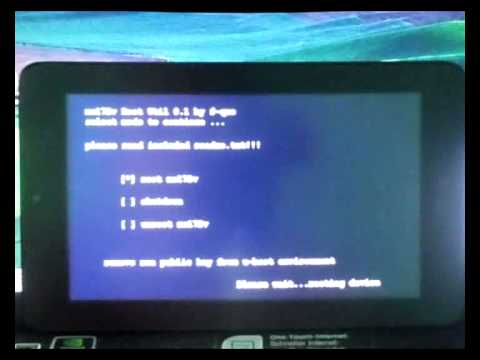 Hướng dẫn root Asus MemoPad HD7 và một số ROM chạy ổn định