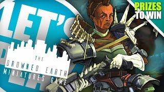 Let's Play: The Drowned Earth - Militia Vs Bondsmen
