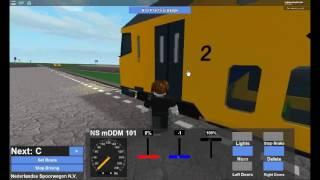 Roblox: Practical Train Driver Test II WALKTHROUGH