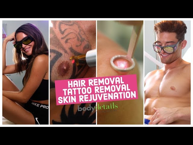 All Details About Body Details Miami | Hair Removal | Tattoo Removal | Skin Rejuvenation