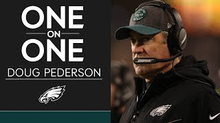 Doug Pederson Talks Working From Home, Eagles' Offseason, & More | Eagles One-On-One