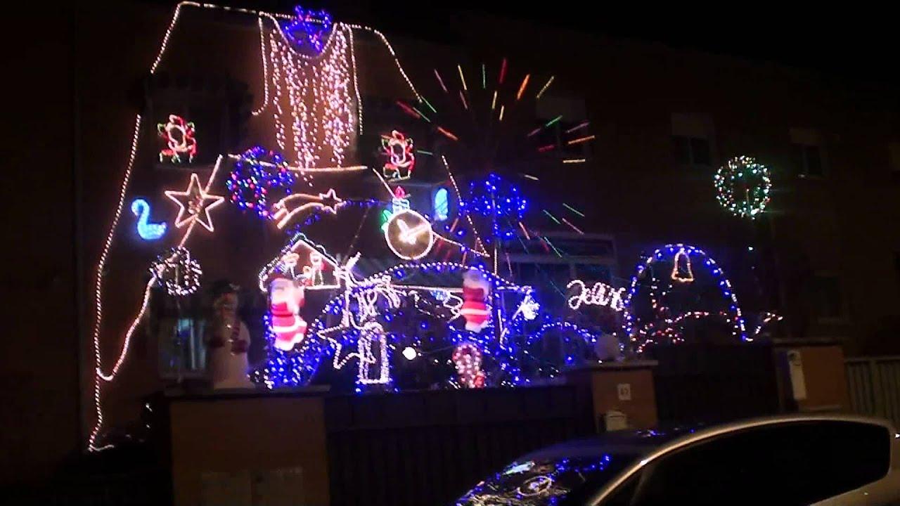 ganador concurso decoracion exterior e iluminacion navideas