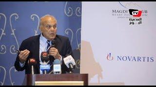٥٠٪ من أسباب الوفاة في مصر ناتجة من أمراض القلب .. وعقار جديد أمل للمرضى