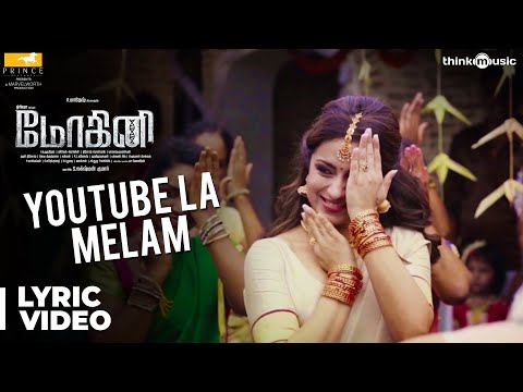 Mohini Songs | Youtube La Melam Song with Lyrics | Trisha | R. Madhesh | Vivek-Mervin