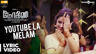 Mohini Songs | Youtube La Melam Song with Lyrics | Trisha | R. Madhesh | Vivek Mervin