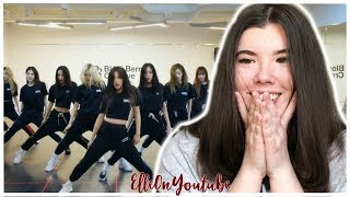 """Gambar cover LOONA """"NCT 127  - Cherry Bomb"""" Dance Cover Reaction"""