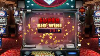 RESPINS & DIAMONDS - Tragaperras Our Slots