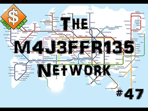 The M4J3FFR135 Network | OpenTTD | #47 | Mass Transit Extension