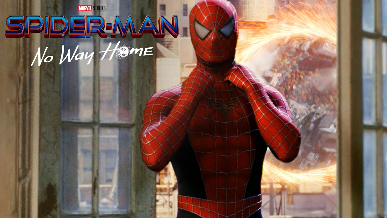 The return of Tobey Maguire? Spider-Man: No Way Home Trailer