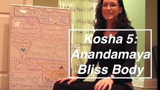 """""""Yoga Board"""" Kosha 5: Anandamaya : Bliss - LauraGyoga"""