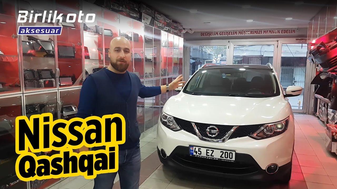 Nissan Qashqai Ozel Beden Koltuk Kilifi Detayli Temizlik Youtube