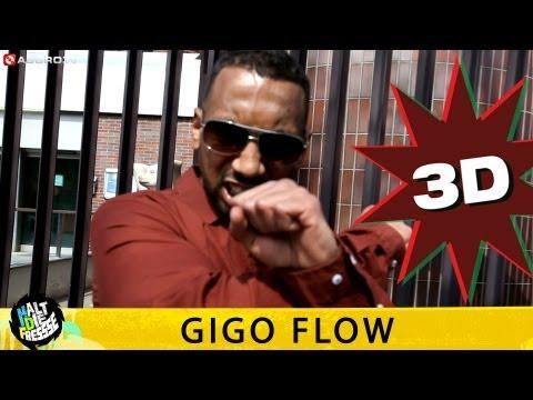 GIGO FLOW HALT DIE FRESSE 05 NR. 285 (OFFICIAL 3D VERSION AGGROTV)