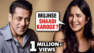 Katrina Kaif PROPOSES Salman Khan For Marriage, Arpita Khan Gets Emotional | BHARAT