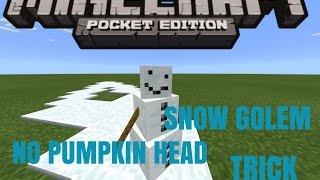 minecraft-pe-how-to-remove-snow-golem-head-no-mod
