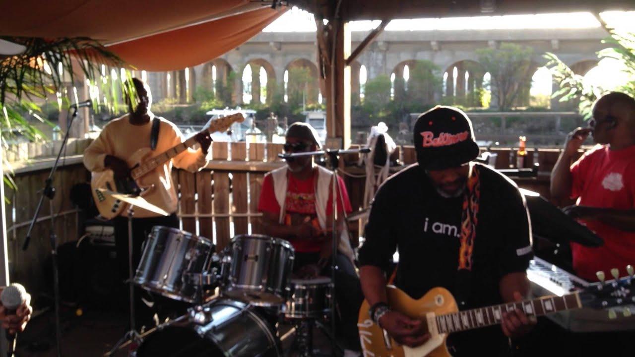 Zion reggae band nick 39 s fish house baltimore md 5 3 for Nick s fish house baltimore md