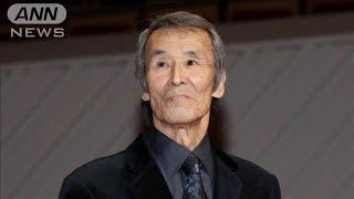 「5万回斬られ男」俳優・福本清三さん(77)死去(2021年1月4日) - YouTube
