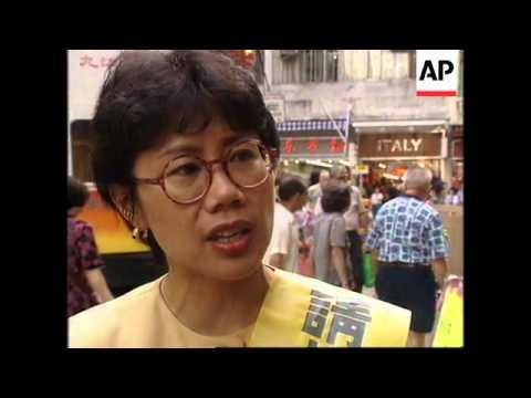 HONG KONG: LEGISLATIVE COUNCIL ELECTIONS PREVIEW