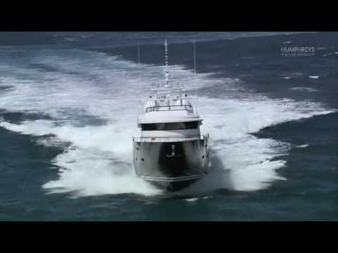 ERMIS 2 - One of the world's fastest superyachts (55+ knots)