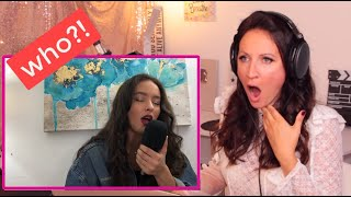 Vocal Coach Reacts -Faouzia -This Mountain (Acoustic)