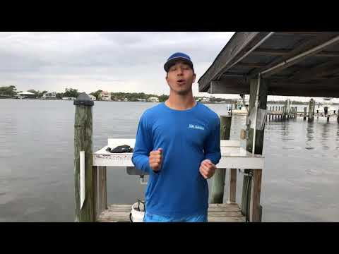 How to Clean spotted trout and Spanish mackerel