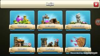 TROPAS NEGRAS CV 3 - Clash of Clans Ataques e Evolução