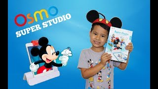 OSMO SUPER STUDIO MICKEY MOUSE & FRIENDS, OSMO SUPER STUDIO GAME