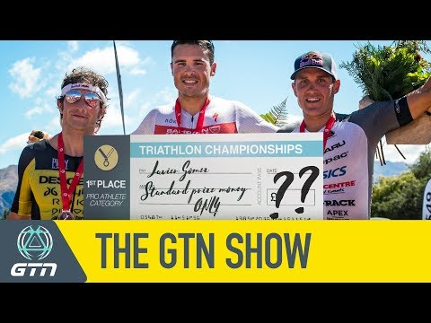 $10 Million: Is There Enough Prize Money In Triathlon? | The GTN Show Ep. 28