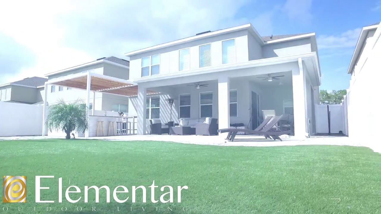 Outdoor Elementar Experience - YouTube on Elementar Outdoor Living id=96636