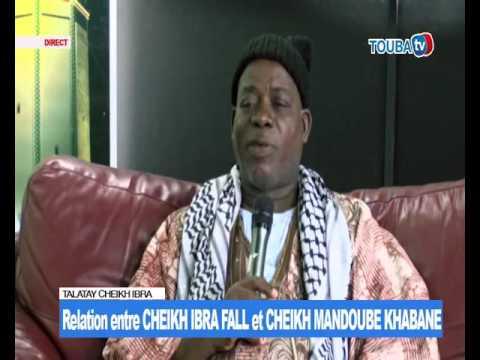 Talatay Cheikh Ibra du 18 Octobre 2016 - Touba TV