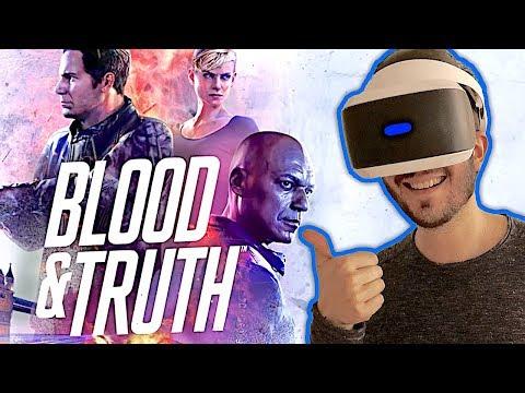 J'ai testé Blood and Truth sur PlayStation VR : le meilleur jeu VR depuis longtemps ?