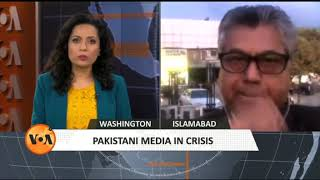 Financial Issues of Pakistani Media due to shortage of Government Advertisements: Murtaza Solangi
