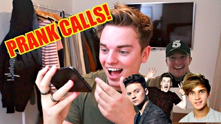 ULTIMATE YOUTUBER PRANK CALL COMPILATION