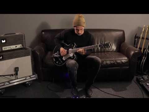 The Last Guitar Pedalboard Demo on