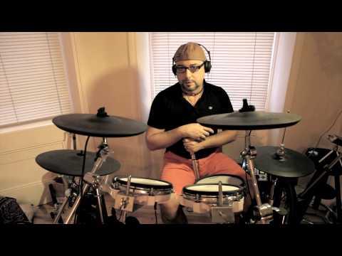 My Roland TD12 Drum Kit