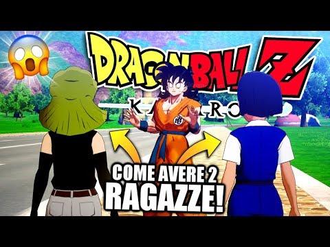 YAMCHA ci MOSTRA come AVERE 2 FIDANZATE su DBZ KAKAROT 😂 Dragon Ball Z Kakarot Gameplay ITA