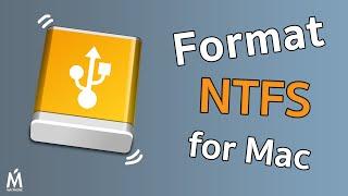 Format - Windows NT Filesystem/ MS-DOS (FAT) - MAC Video