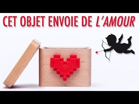 LOVEBOX : l'Objet Idéal pour les Romantiques 2.0