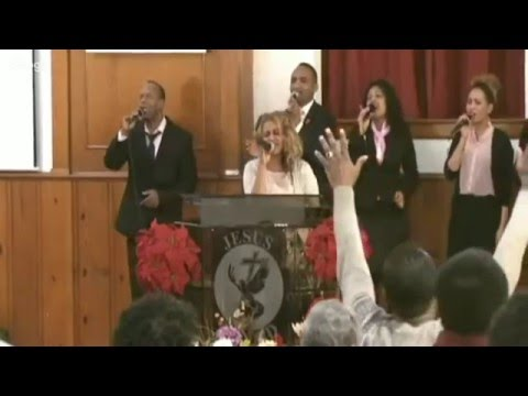 GECLive Grace Evangelical Church - Jan 10, 2016 Church Service