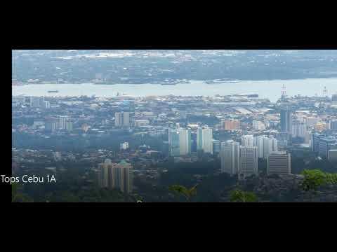 CEBU CITY TOUR FROM TOPS, CEBU, PHILIPPINES