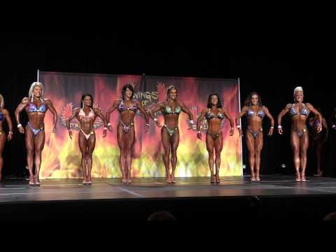 Women's Figure - Callouts - 2015 IFBB Wings OF Strength Dallas
