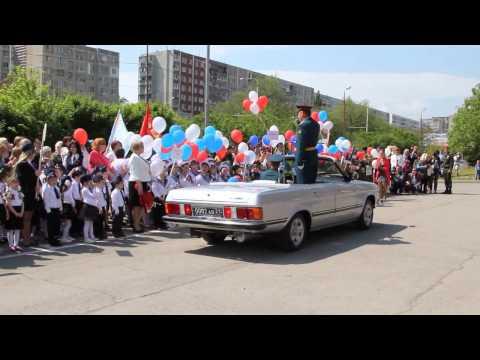 Парад детских войск в Ростове-на-Дону