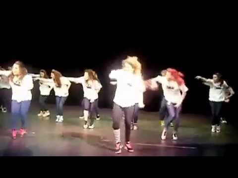 Edinburgh University Modern Dance Society Competition Teams 2011-2012