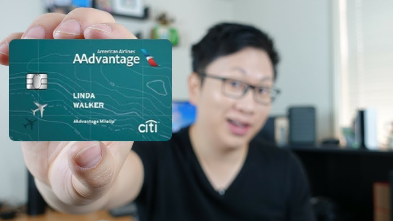 Citi American Airlines AAdvantage MileUp Credit Card Review — AskSebby