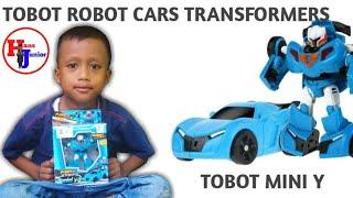 Tobot mini Y    Tobot Y    Mainan Tobot Robot Cars Transformers