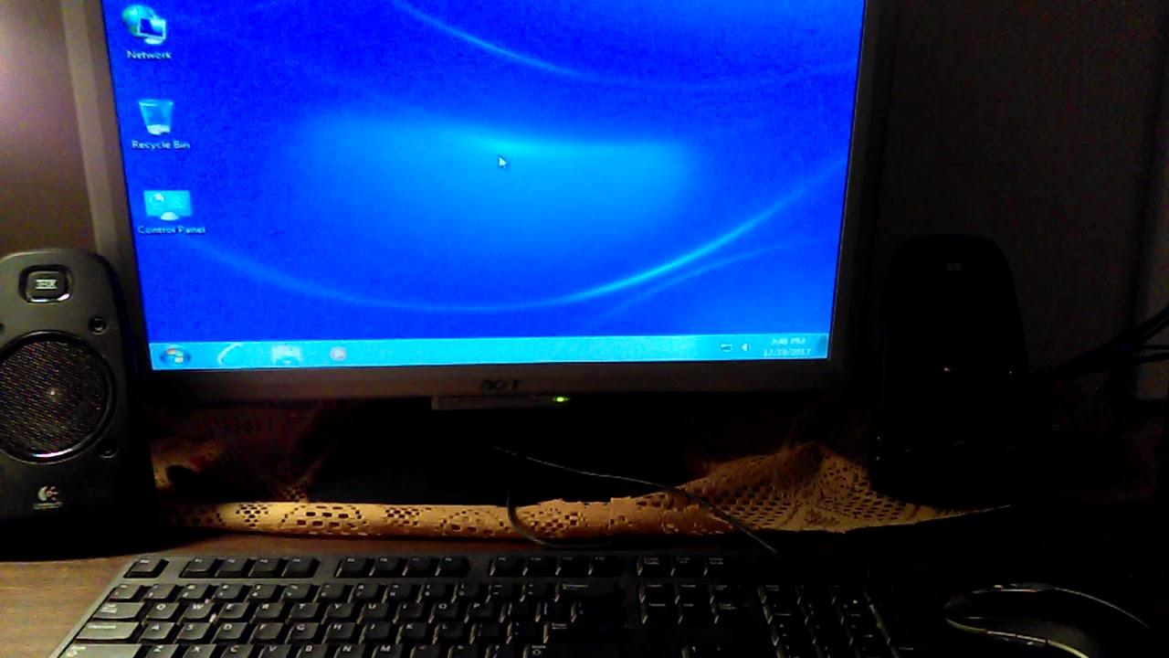 Dell Optiplex 790 Update Video
