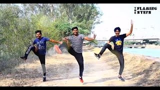 Bhangra choreography on Record bolde by (THE FLAMING STEPS)