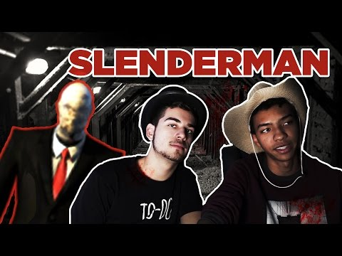 ► SLENDERMAN THE ARRIVAL - GOGO & EDYN ◄